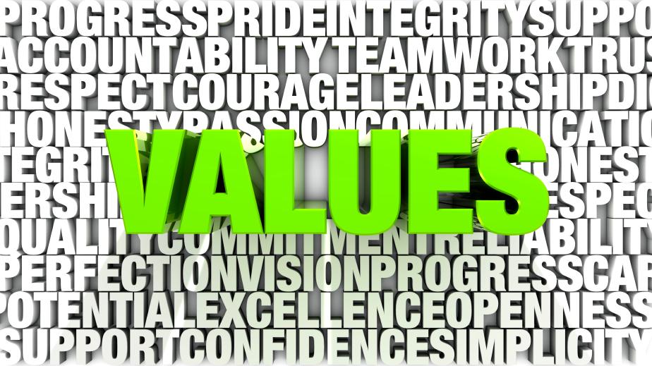 TND Marketing Values